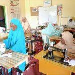 Adolescent girls produce 15,000 reusable sanitary pads in Kaduna