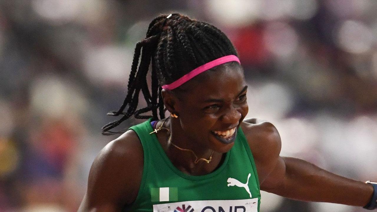 Team Nigeria beat Canada, Trinidad, others at U.S. relay tour