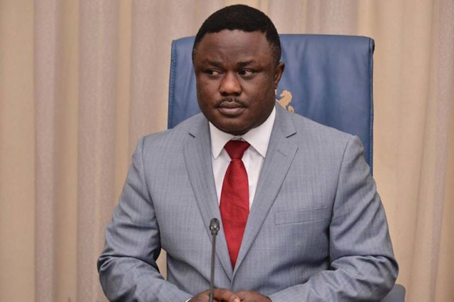 Ayade sacks four commissioners, five aides for not defecting to APC