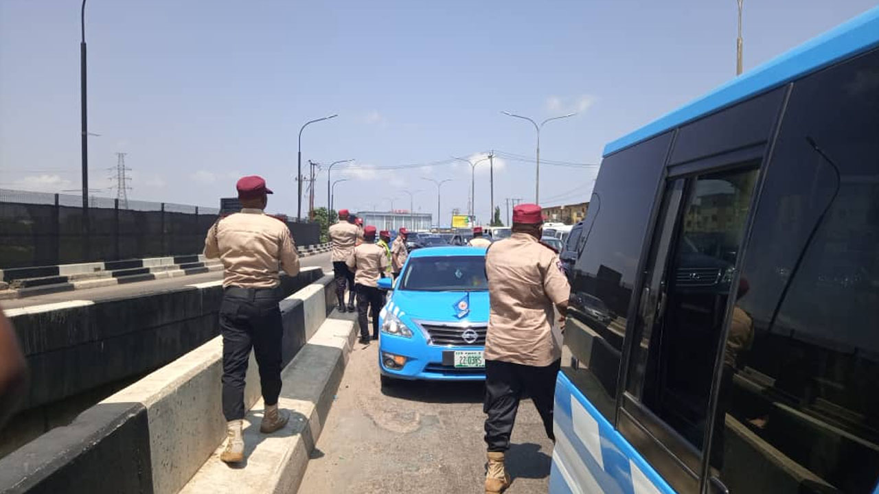 """FRSC begins """"Operation RAID"""" on recalcitrant offenders in FCT"""