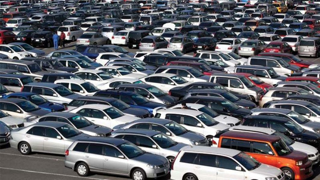 Nigerians to pay more for imported vehicles from June 1