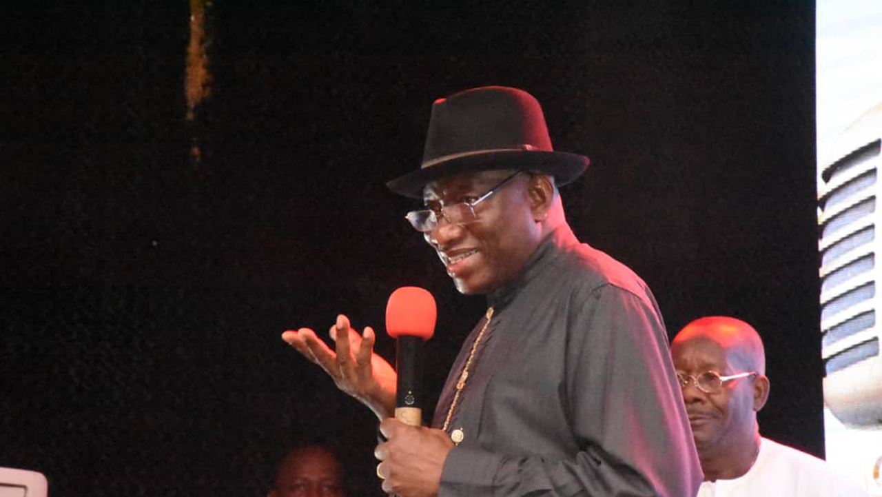 Nation's woes traumatising, Jonathan admits