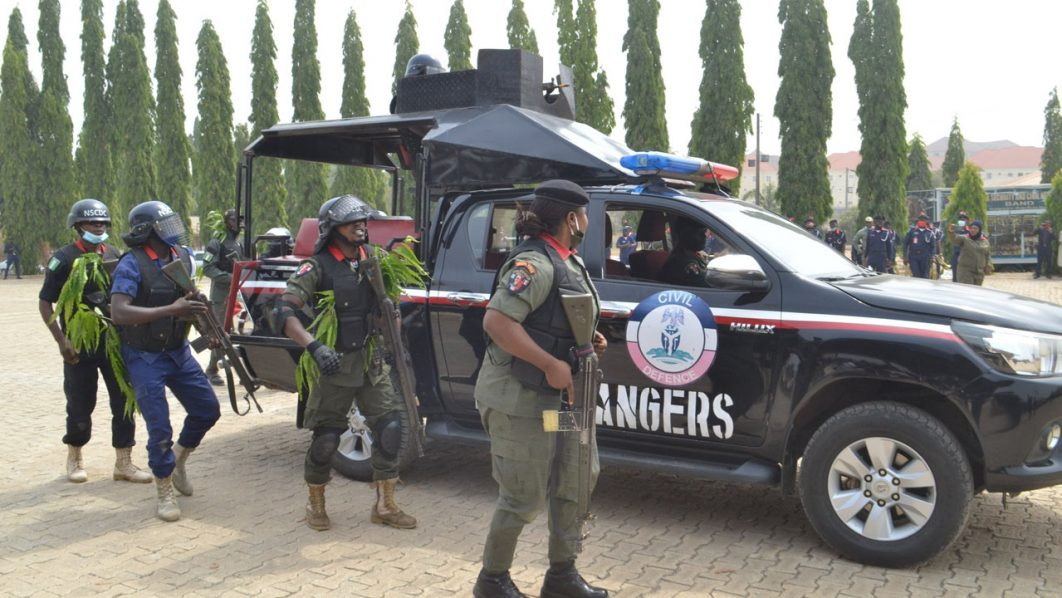Viral Video: NSCDC Dissociates Itself from Suspect
