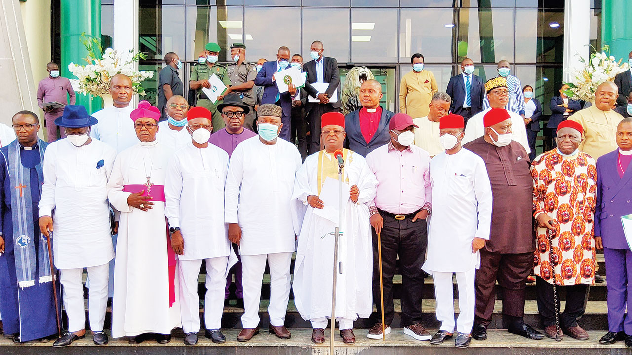 Persistent insecurity in southeast amid governors' helplessness, indifference