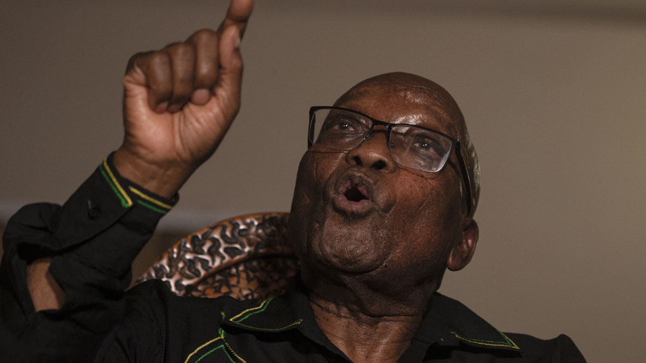 South Africa's ex-president Zuma hands himself to prison