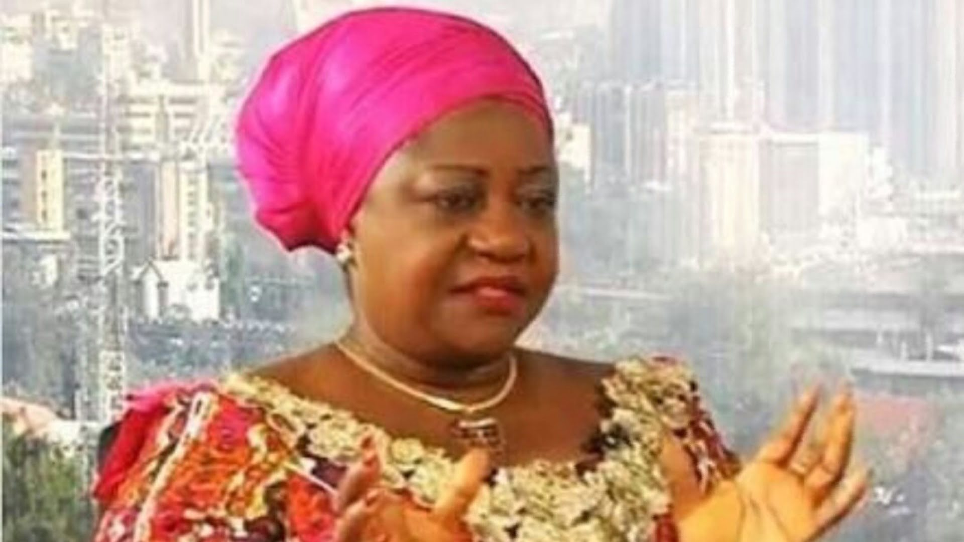 Onochie's Rejection: CNPP Commends Senate, Warns Against Her Forceful Appointment in Acting Capacity