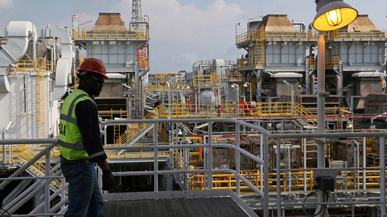 Nigeria's production output drops to 1.48mbpd in June despite rally