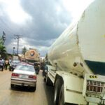 Truck fails brake, damages 13 vehicles in Ibadan