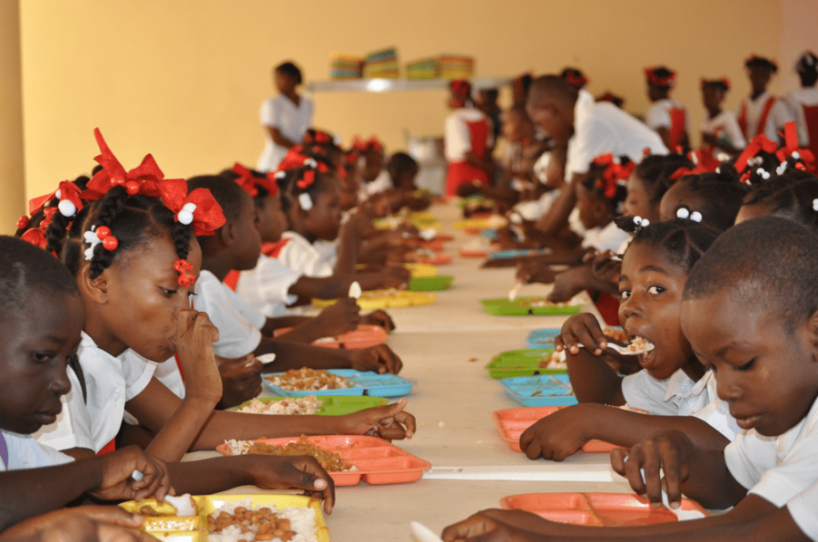 9m pupils benefit from FG's home-grown school feeding programme – Minister