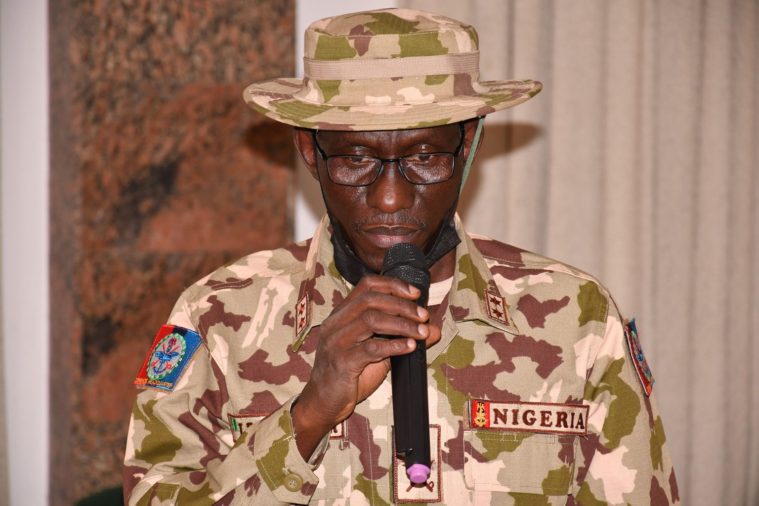 Do not panic about mass surrendering of Boko Haram members – CDS