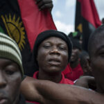 Southeast Nigeria cities shut after separatist protest call