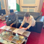 Onowu Set to Attract FDI to Nigeria, signs MoU with Belgian Law Firm
