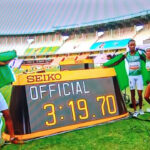 Nigeria grabs first gold medal at World U20 Championship, sets new record