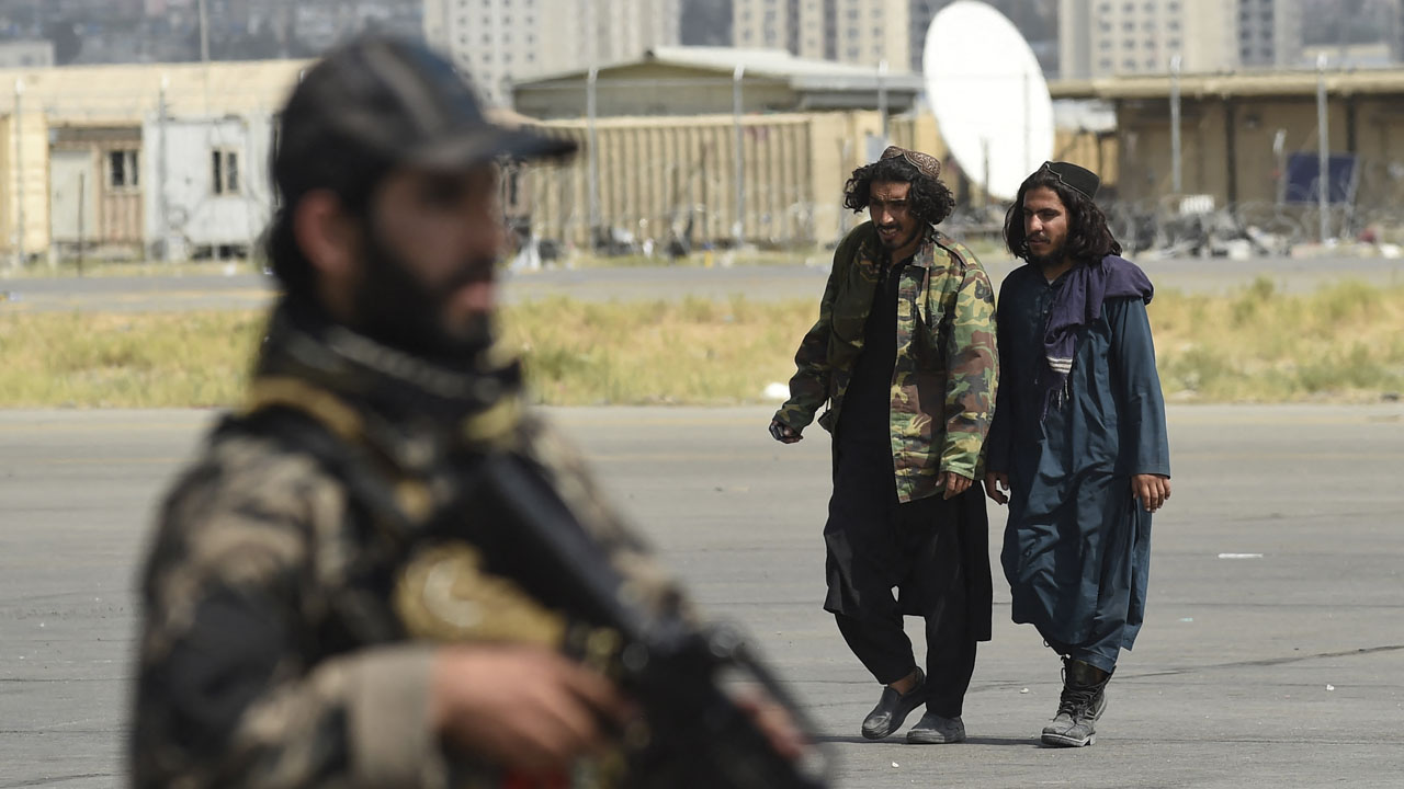 US troops pull out of Afghanistan, ending 20-year war