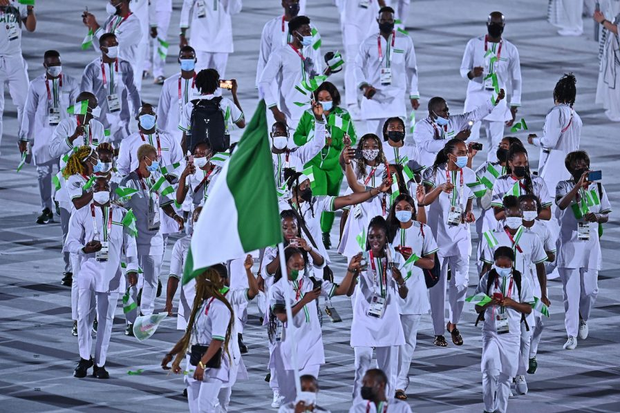 USA top Tokyo Olympics medal table as Team Nigeria finish 74th
