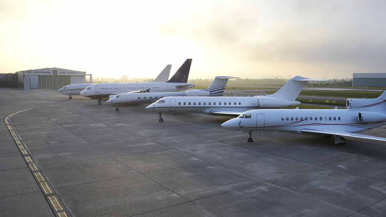 $1 billion operational costs push private jet owners into bankruptcy