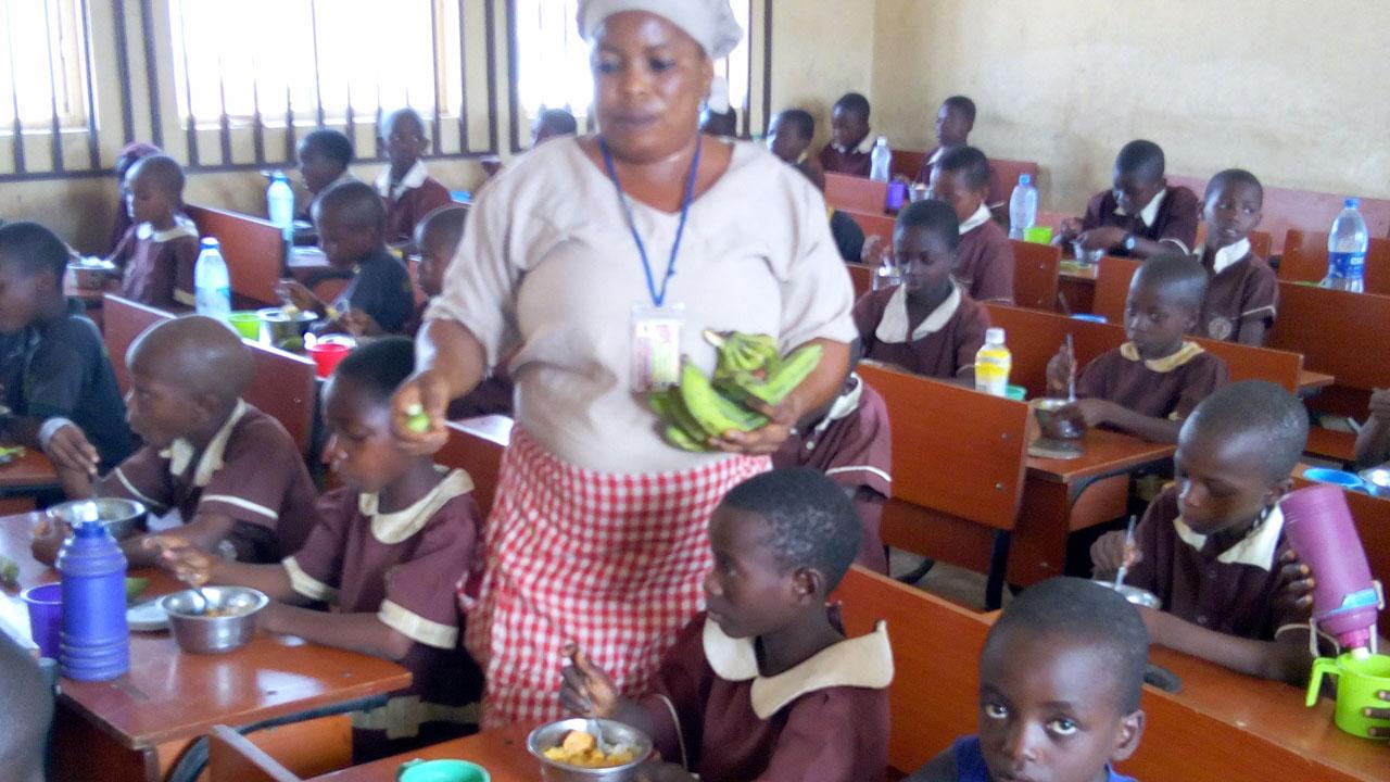 Scorecard of FG's school feeding programme across states