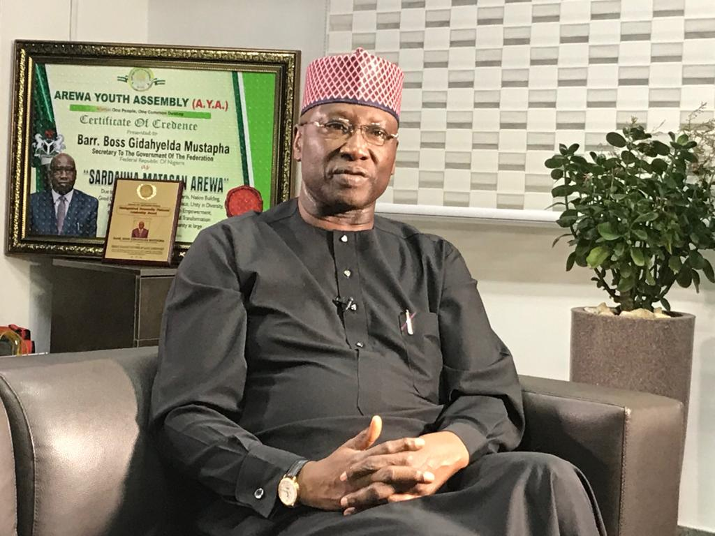 Mustapha reaffirms government's seriousness on mandatory vaccination of civil servants