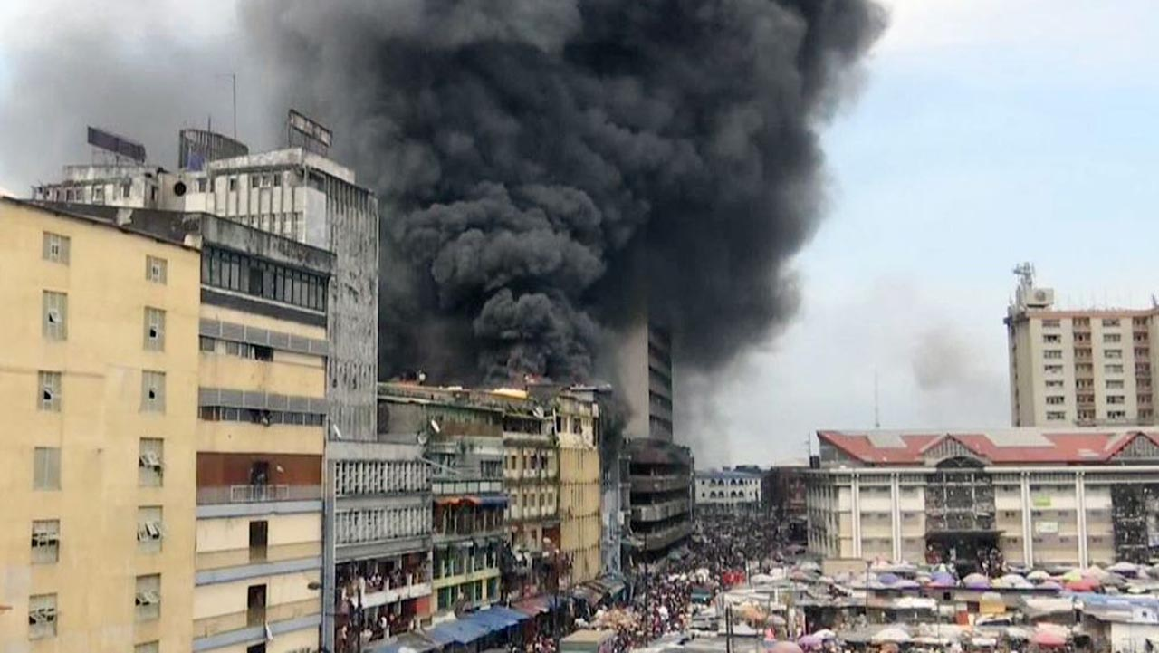 Losses to market fires hit N41.54 billion in two years