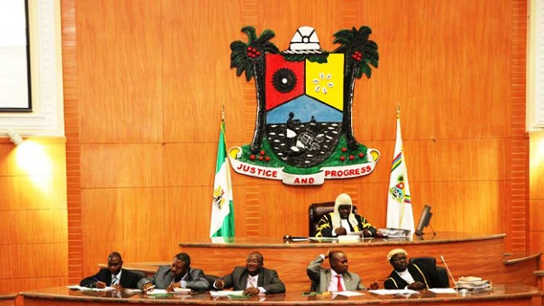 VAT, open grazing bills scale first, second reading at Lagos Assembly