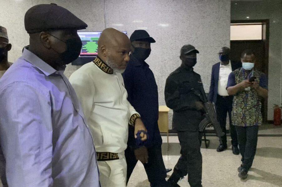 Southeast on lockdown, jubilant mood as Kanu pleads not guilty