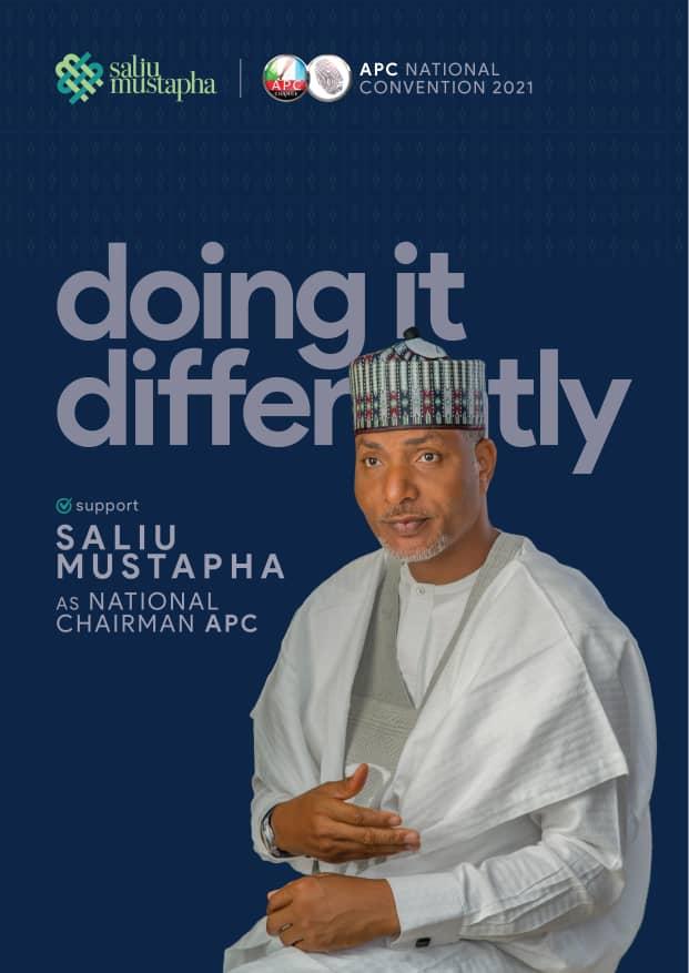 Nigeria's 61st Independence Anniversary: Saliu Mustapha Felicitates with President Muhammad Buhari, Nigerians