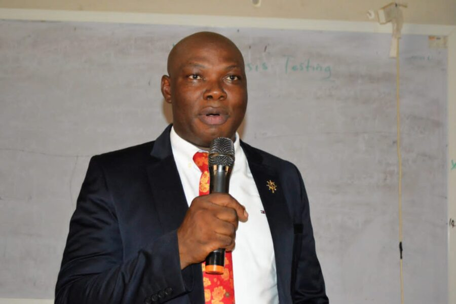 Don't Allow Cybercrime to Ruin Your Future, EFCC Zonal Commander Tells Students in Ibadan
