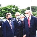 Turkey coup plotters still active in Nigeria, Erdogan warns Buhari