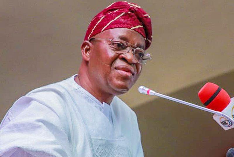 Osun Governor Oyetola at 67